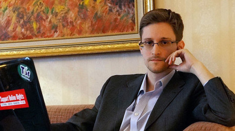 "Snowden: ecco il legame tra intelligence europea e Nsa - Wired | L'impresa ""mobile"" 