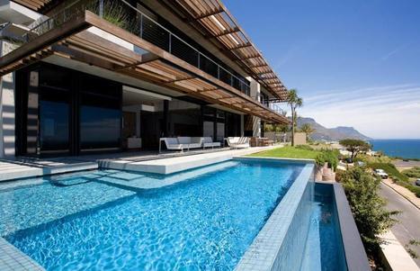 Splendide maison côtière contemporaine en Afrique du Sud   Construire Tendance   Scoop.it