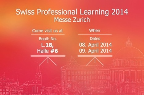 The Swiss Professional Learning Conference in Zurich, Switzerland | eLearning Videos | Scoop.it