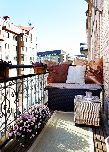 Balcony Decorating Preparation | Original Decoration | Decoration Ideas | Scoop.it