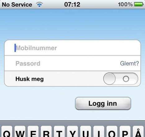Test: Ordflyt – velfungerende norsk lydbok-app | Skolebibliotek | Scoop.it