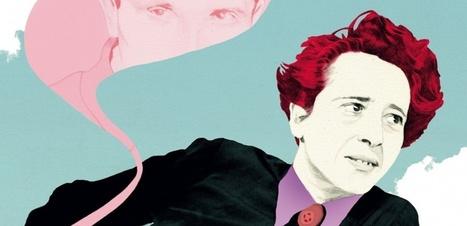 Hannah Arendt ou le non-conformisme, par Barbara Cassin | livres allemands -  littérature allemande - livres sur l'Allemagne | Scoop.it