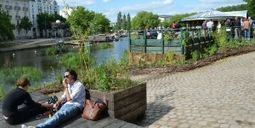 A Nantes, des Jardins flottants s'installent sur l'Erdre | Vivre à Nantes | Scoop.it