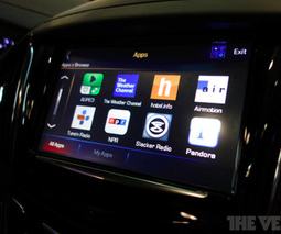 GM commits to in-car apps by the end of the year | 4D Pipeline - trends & breaking news in Visualization, Virtual Reality, Augmented Reality, 3D, Mobile, and CAD. | Scoop.it