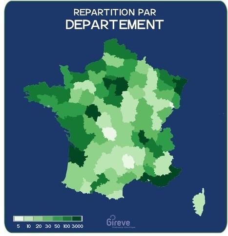 8 600 points de charge aujourd'hui accessibles en France   Electromobilité   Scoop.it
