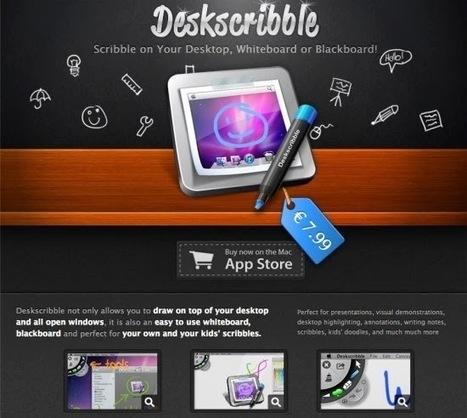 Ensenyant: Per al Mac: una alternativa lleugera per a pissarres digitals | Pissarres Digitals Interactives (PDI) | Scoop.it