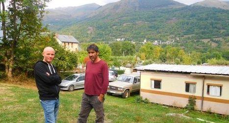 Joël Cantona en tournage dans le Louron | Louron Peyragudes Pyrénées | Scoop.it
