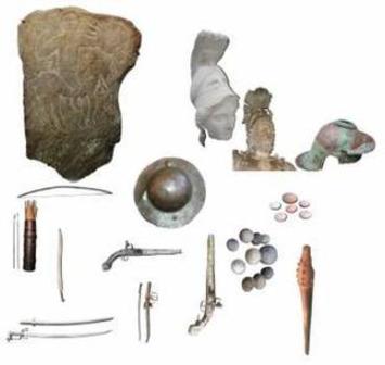 Les armes de nos ancêtres s'exposent au Musée des antiquités | El Watan | Kiosque du monde : Afrique | Scoop.it