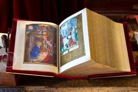 Top 10 Most Beautiful Medieval Manuscripts | Kathedralenbouwers | Scoop.it