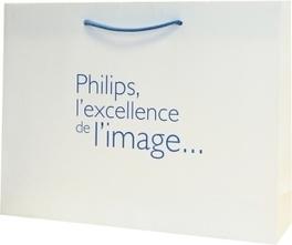 Le sac publicitaire de Philips pour promouvoir son nouveau téléviseur   Sac luxe publicitaire   Scoop.it