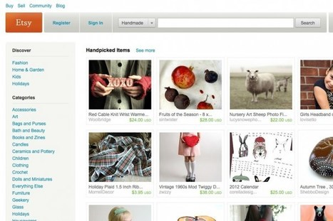 Case Study - How Etsy handcrafted a big data strategy | Big Data Research | Scoop.it