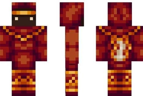 Journey Skin For Minecraft | Free Download Minecraft | Scoop.it