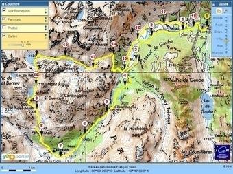 Pyrandonnées - Itinéraires de randonnées dans les Pyrénées | Actualités Rando | Scoop.it