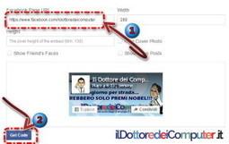 """Facebook, nuovo pulsante """"Pagina Plugin"""", configuralo ora   Social Media Consultant 2012   Scoop.it"""
