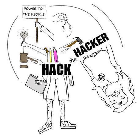 'Hackers', soldados de una revolución ética | JivaBlog | ¡¡¡Por la RSC!!! | Scoop.it