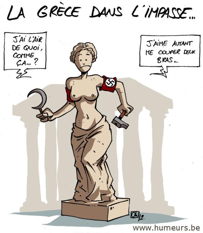 La Grèce en pleine crise politique ! | Baie d'humour | Scoop.it