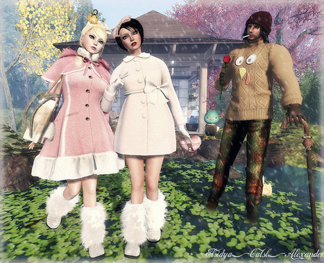 Freebies and cheapies in SL: our second dream / notre second rêve (part 2 - Elsi, Alex, Floutee , Uly, Catsl) | Second LIfe Good Stuff | Scoop.it
