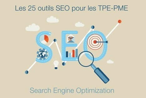 25 Outils SEO utiles | Technique web | Scoop.it