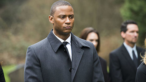 'Arrow': Laurel's death causes Diggle to 'crumble like a trainwreck'   ARROWTV   Scoop.it