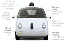 Voiture autonome : tests grandeur nature pour la Google Car | Geeks | Scoop.it