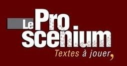Théâtre scolaire : près de 4500 textes à jouer au théâtre sur Proscenium | Orientation scolaire et professionnelle | Scoop.it