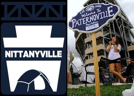 Paternoville changes name to Nittanyville | The Billy Pulpit | Scoop.it