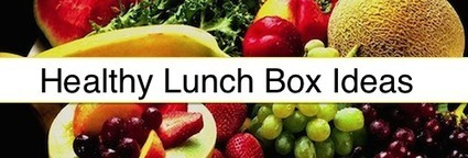 Healthy Lunch Box Ideas to Make Your Colleagues Envious! - Lifespan Fitness Blog | Health and Fitness Articles | Scoop.it