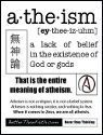 Atheism and Critical Thinking | Preparing Thought Leaders for the 21st Century | Scoop.it