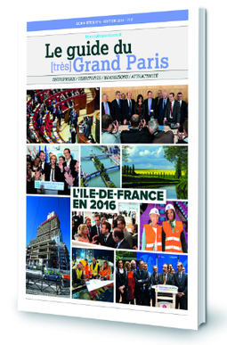 Le Guide du (très) Grand Paris - édition 2016 | actualités en seine-saint-denis | Scoop.it