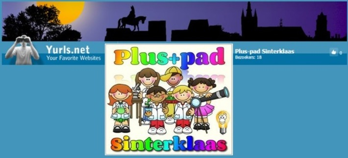 Edu-Curator: Nieuw van Jack Nowee: Plus-pad 'Sinterklaas' | Educatief Internet - Gespot op 't Web | Scoop.it
