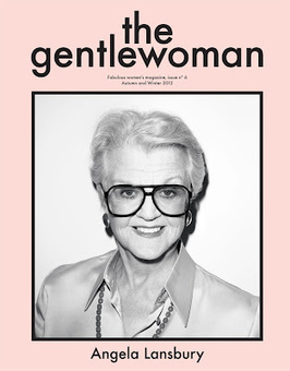 My Portis Wasp says: Magazine Cover Of The Year: Angela Lansbury by Terry Richardson for The Gentlewoman #6 | JIMIPARADISE! | Scoop.it