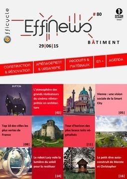 EffiNews - 5 e-magazines thématiques hebdomadaires   BacPro et BTS   Scoop.it