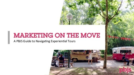 MSLGROUP - Marketing on the Move: A PBJS Guide to Navigating Experiential Tours | Public Relations | Scoop.it