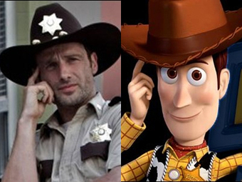 'The Walking Dead' And 'Toy Story' Share The Same Plot | License to Play | Scoop.it