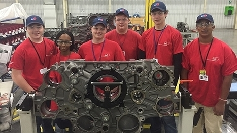 Closing the Skills Gap One Apprentice at a Time | Manufacturing Jobs & Workforce Today | Scoop.it