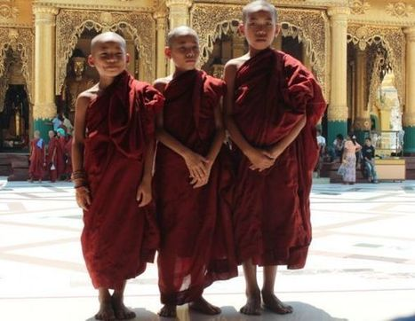 12 things you'll only see inMyanmar | The Blog's Revue by OlivierSC | Scoop.it