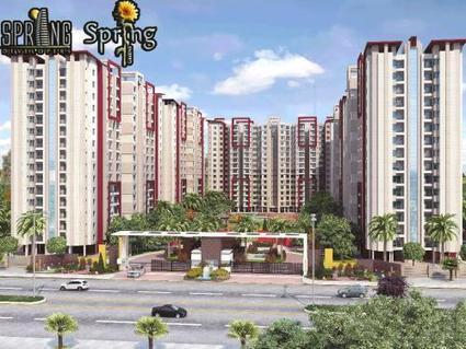 Spring Greens Lucknow | 2/3 BHK Apartments in Lucknow | Residential Property in India | Scoop.it