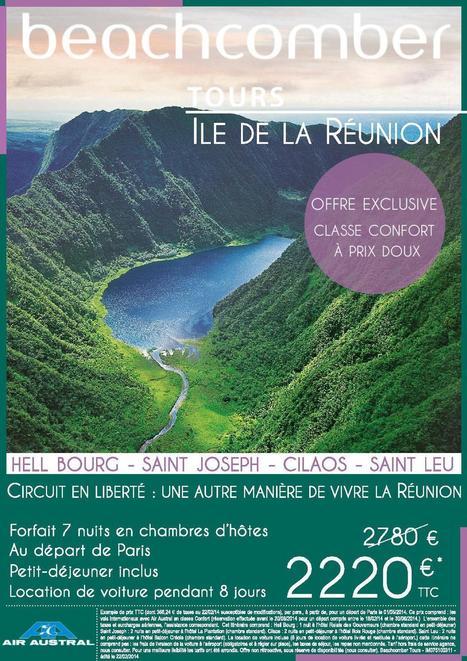Autotour | La Réunion | Voyages - Bons Plans - Conseils - Pros | Scoop.it