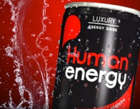 Human Energy, la nouvelle boisson énergétique haut de gamme   Restaurant   Scoop.it