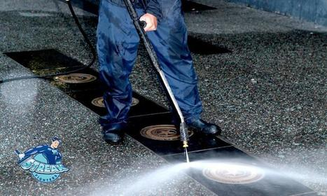 Commercial Pressure Washing Vancouver BC | Window cleaning n washing Vancouver | Scoop.it