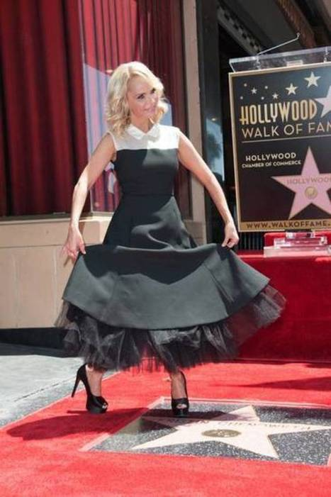 Video & photos: Kristin Chenoweth recalls her Oklahoma roots at Hollywood Walk ... - NewsOK.com | CLOVER ENTERPRISES ''THE ENTERTAINMENT OF CHOICE'' | Scoop.it