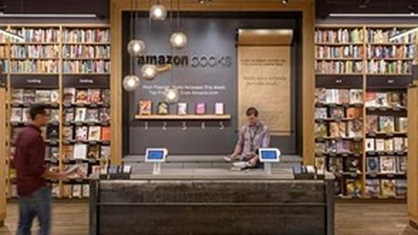 La venganza del papel: Amazon abrió hoy su primera librería | Buscar trabajo a todas las edades | Scoop.it
