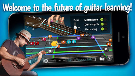 Sound Stage: Best Apps For Learning Music   Everything iPads   Scoop.it