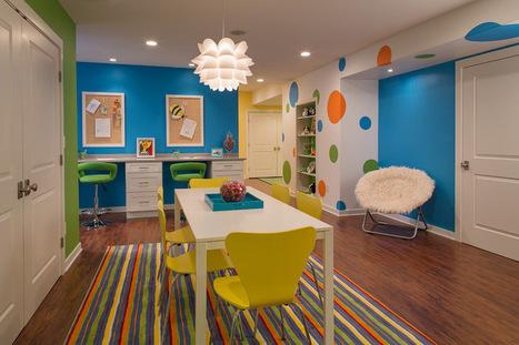 Pattern Focus: Polka Dots   Designing Interiors   Scoop.it