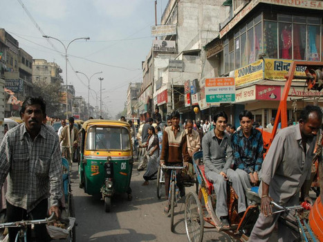 Le système urbain indien au 20e siècle | Urbanity in India : between tradition and modernity | Scoop.it