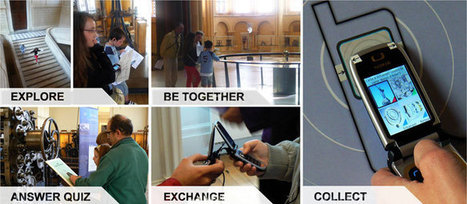 Plug: les secrets du musée (des arts métiers) remporte l'award Gamification des e-virtuoses 2013 | Médiation culturelle et numérique | Scoop.it