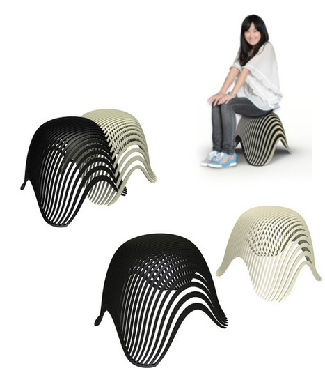 Seattoo - Seating by Ye Tao, Mingya Wei, Zhulin Shi, Yijun Zhao, and Chao Chen » Yanko Design | Furniture Design | Scoop.it