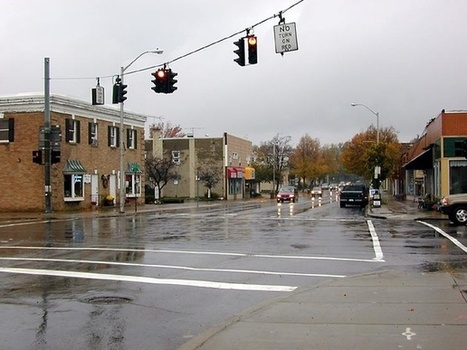 What Happens When a Town Puts People Before Cars? | Urban forestry | Scoop.it