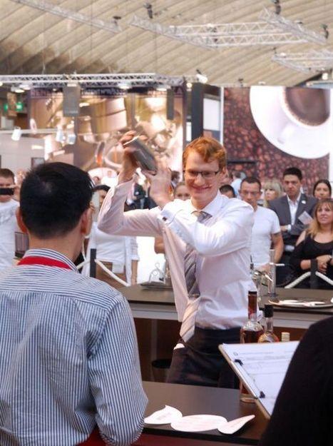 Victor Delpierre : champion du monde Coffee in Good Spirits 2013 - Zepros | Victor Delpierre | Scoop.it