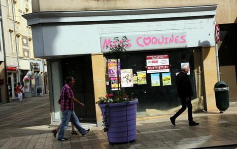 COMMERCE Toujours moins de magasins en centre-ville - Le Dauphiné Libéré | Le commerce de centre-ville & marchés | Scoop.it
